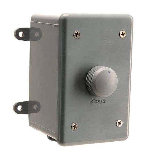 Niles Audio - Weatherproof Stereo Volume Control with Selectable Impedance Magnification
