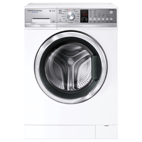 Front Load Washer, 2.4 cu ft