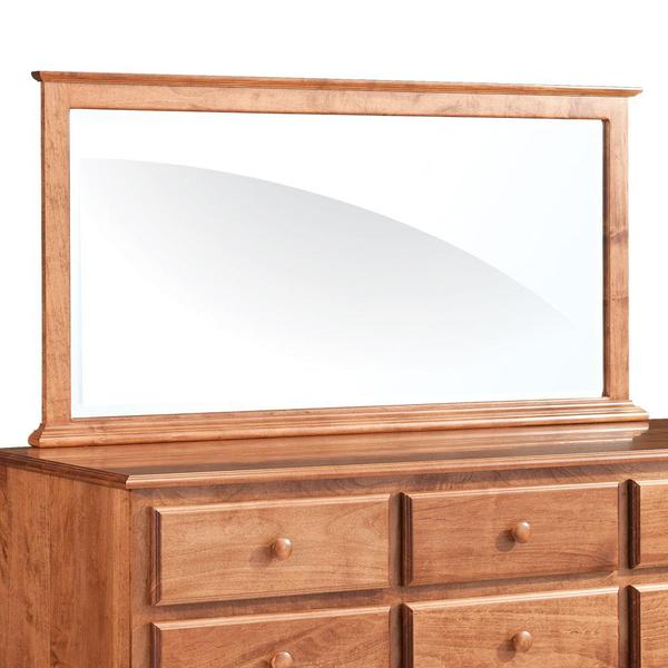 See Details - Georgia Bureau Mirror, 63 'w x 27'h