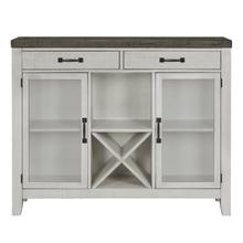 Kirkland Dining Buffet, White