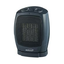 View Product - Brentwood H-C1600 1500-Watt Portable Oscillating Ceramic Space Heater and Fan, Black