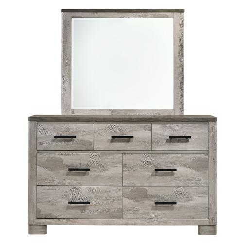 Product Image - Millers Cove 6-Drawer Dresser with Mirror