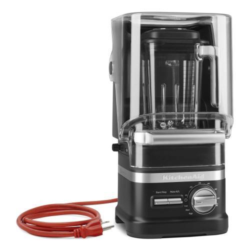 KitchenAid - NSF® Certified Commercial Enclosure Blender - Black Matte