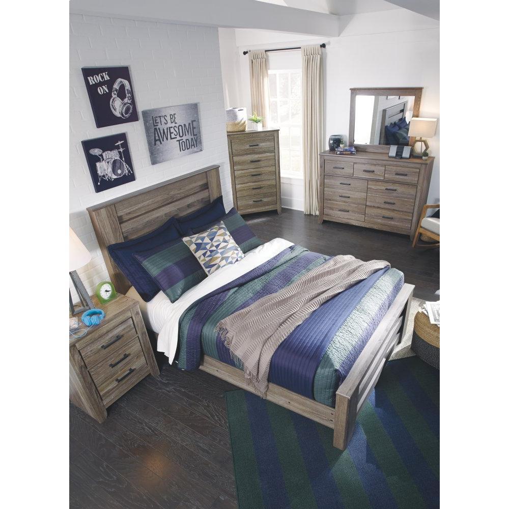Product Image - Zelen Full Panel Bed