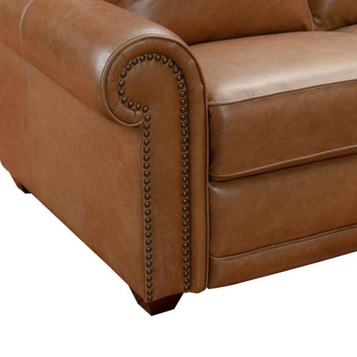 Sloane RAF Recliner with Motion in Brown