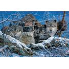 "The Predators - Artist Proof Print 17""H x 25""W Product Image"