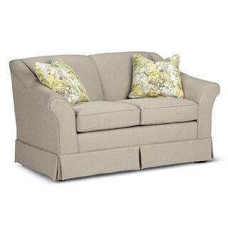 EMELINE LOVESEAT 0SK Stationary Loveseat