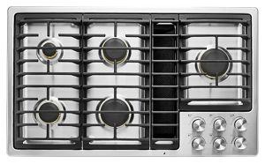 """Euro-Style 36"""" JX3™ Gas Downdraft Cooktop"""