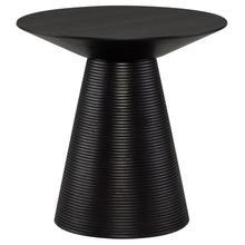 Anika Side Table  Black