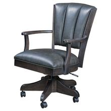 See Details - Livonia Channel Desk Chair