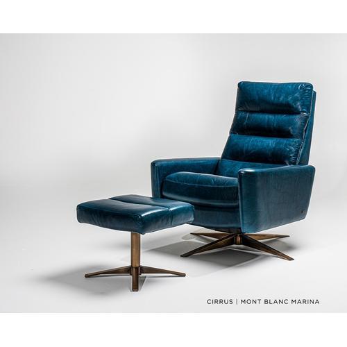 Cirrus Plush Recliner - American Leather
