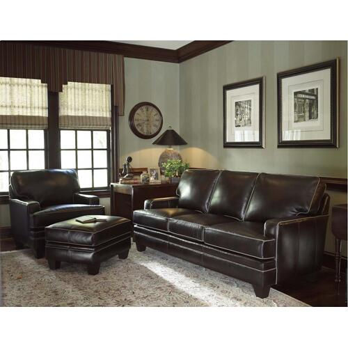 5331 Leather Sofa