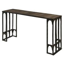 Broome Console - CoastalGray