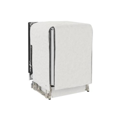 39 dBA Dishwasher with Third Level Utensil Rack - White