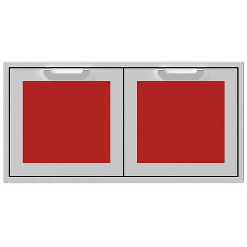 "Hestan - 42"" Hestan Outdoor Double Access Doors - AGAD Series - Matador"