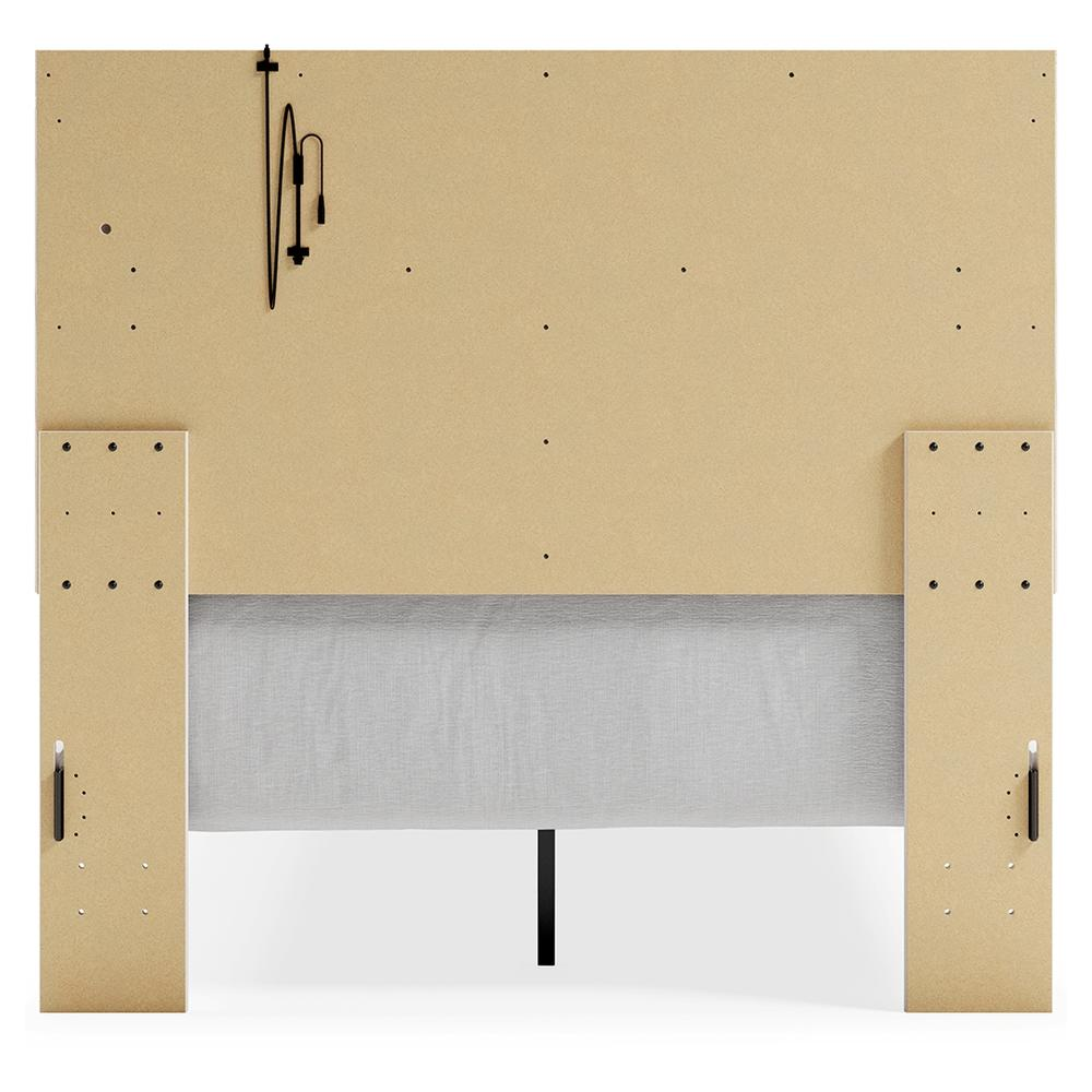 Altyra Full Panel Bed