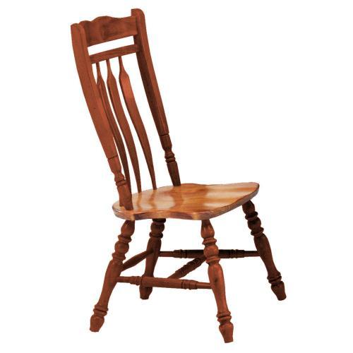 """Aspen Dining Chair - Nutmeg Light Oak (42"""")"""