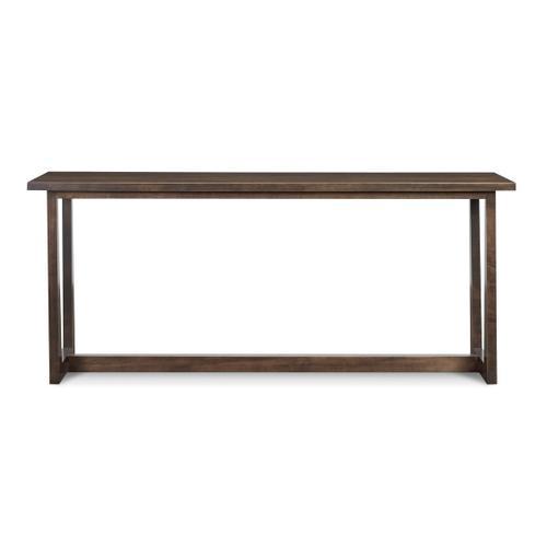 Bassett Furniture - Liam Maple Console Table
