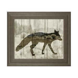 Camouflage Animals-fox By Tania Bello