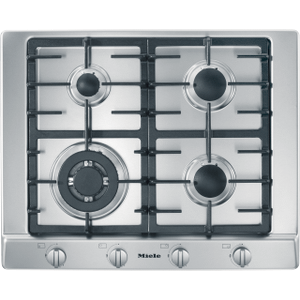 MieleKM 2012 G - Gas cooktop with a mono wok burner for special applications.