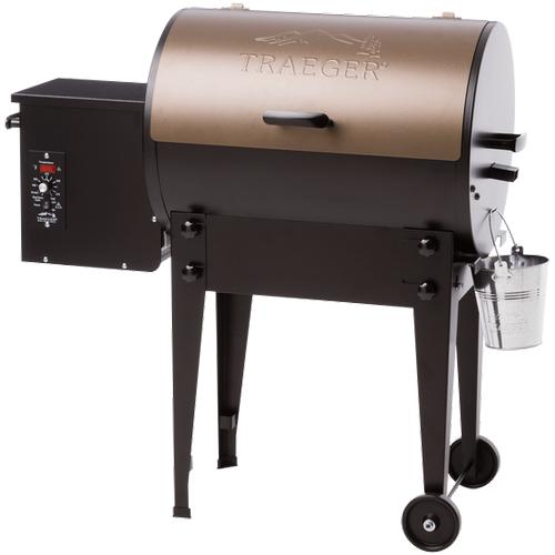 Tailgater Pellet Grill - Bronze