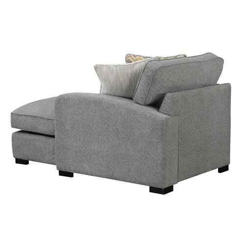 Repose Rsf Chaise, Storm Gray U4174-12-33a