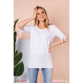 Lace Away Top - L/XL (3 pc. ppk.)