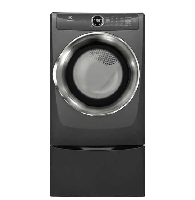 ElectroluxFront Load Perfect Steam™ Electric Dryer With Luxcare® Dry And Instant Refresh - 8.0 Cu. Ft.
