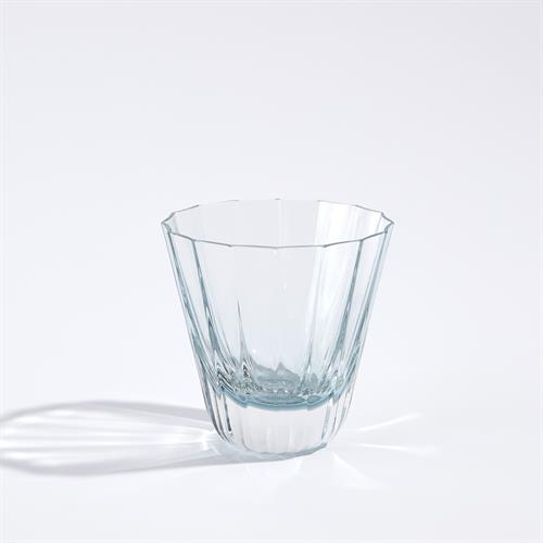 Fluted Glass-DOF-Ocean