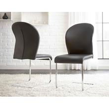 See Details - Tayside Side Chair, Black