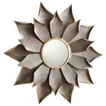 Large Blossom Mirror