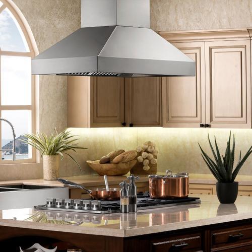 597i48 In By Zline Kitchen And Bath In Dallas Tx Zline 48 Island Range Hood 597i 48