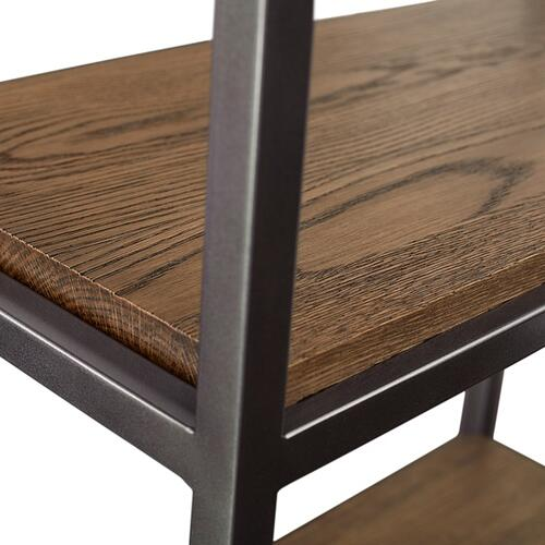 Bassett Furniture - Midtown Oak Etagere