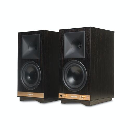 The Sixes POWERED SPEAKERS - Ebony