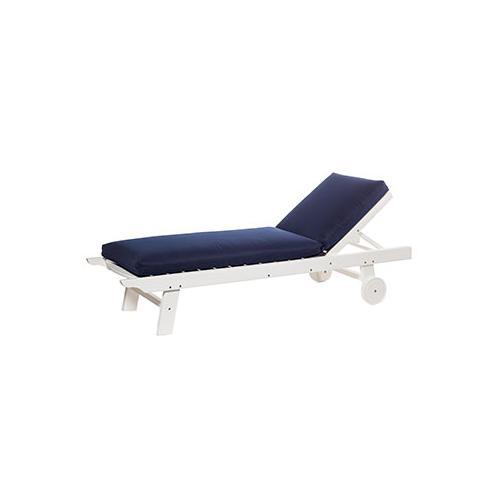 """Seaside Casual - Kingston Chaise 4"""" Cushion Cushion (815R)"""