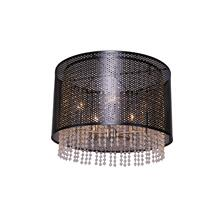 Metal Chandelier With Crystal Beads5 Lights