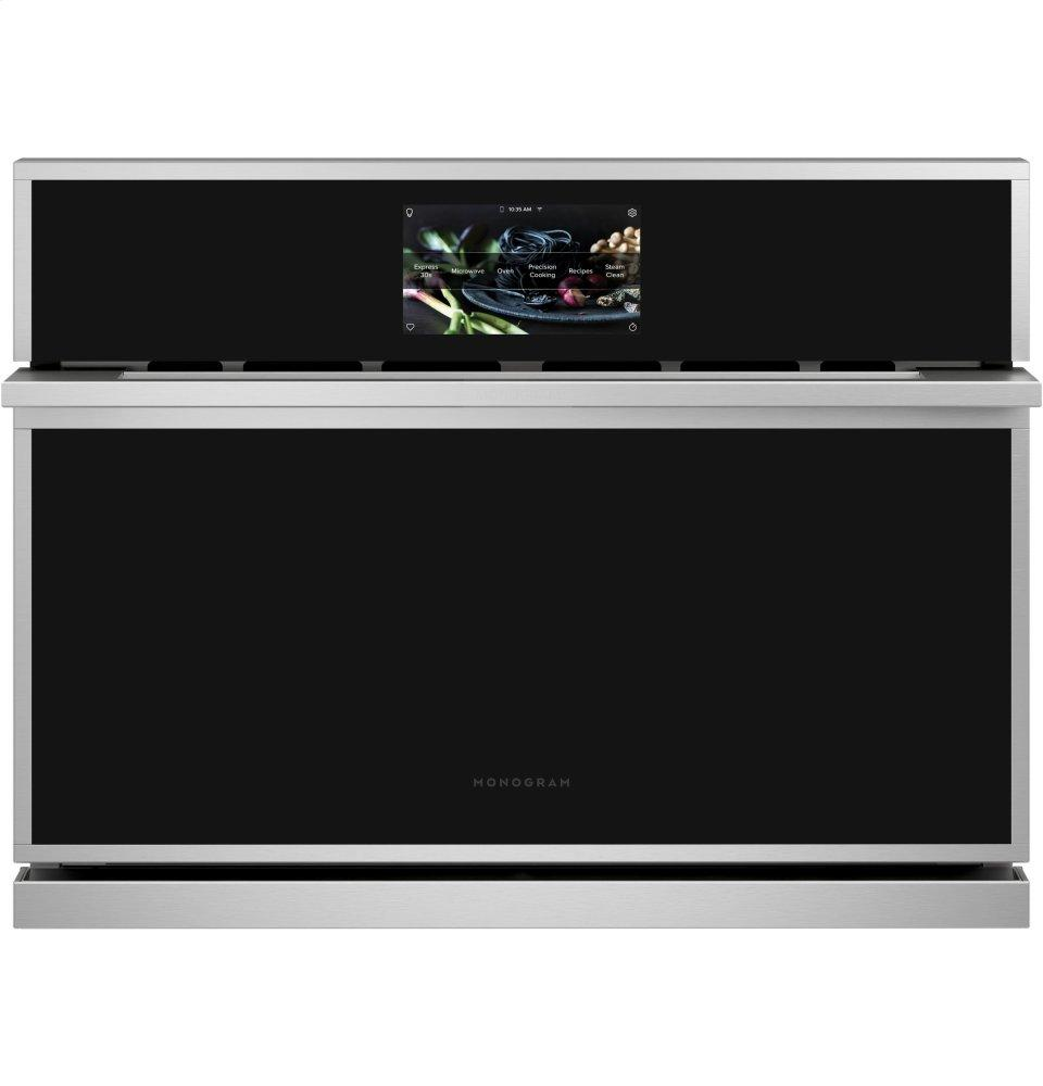 """MonogramMonogram 27"""" Smart Five In One Wall Oven With 120v Advantium® Technology"""