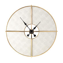 Shagreen Wall Clock