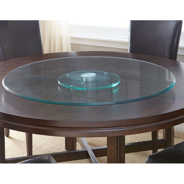 Avenue Lazy Susan 12mm (Tempered), Triple Edge