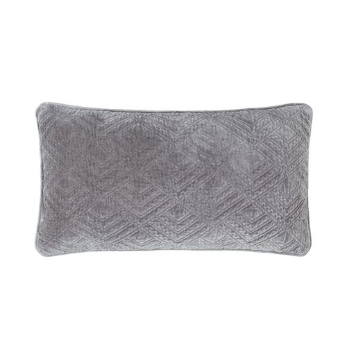 Corbin Pillow Cover Grey