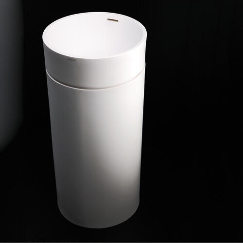 """Pedestal made of solid surface, for Bathroom Sink 5150 (sold separately), 16 1/2""""DIAM x 28""""H"""