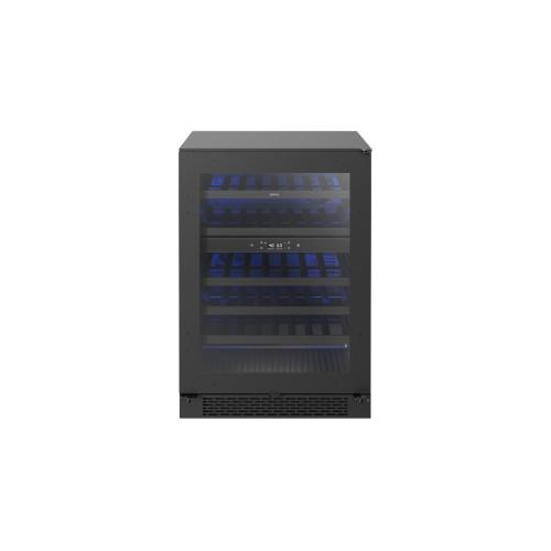 "24"" Panel Ready Dual Zone Wine Cooler"