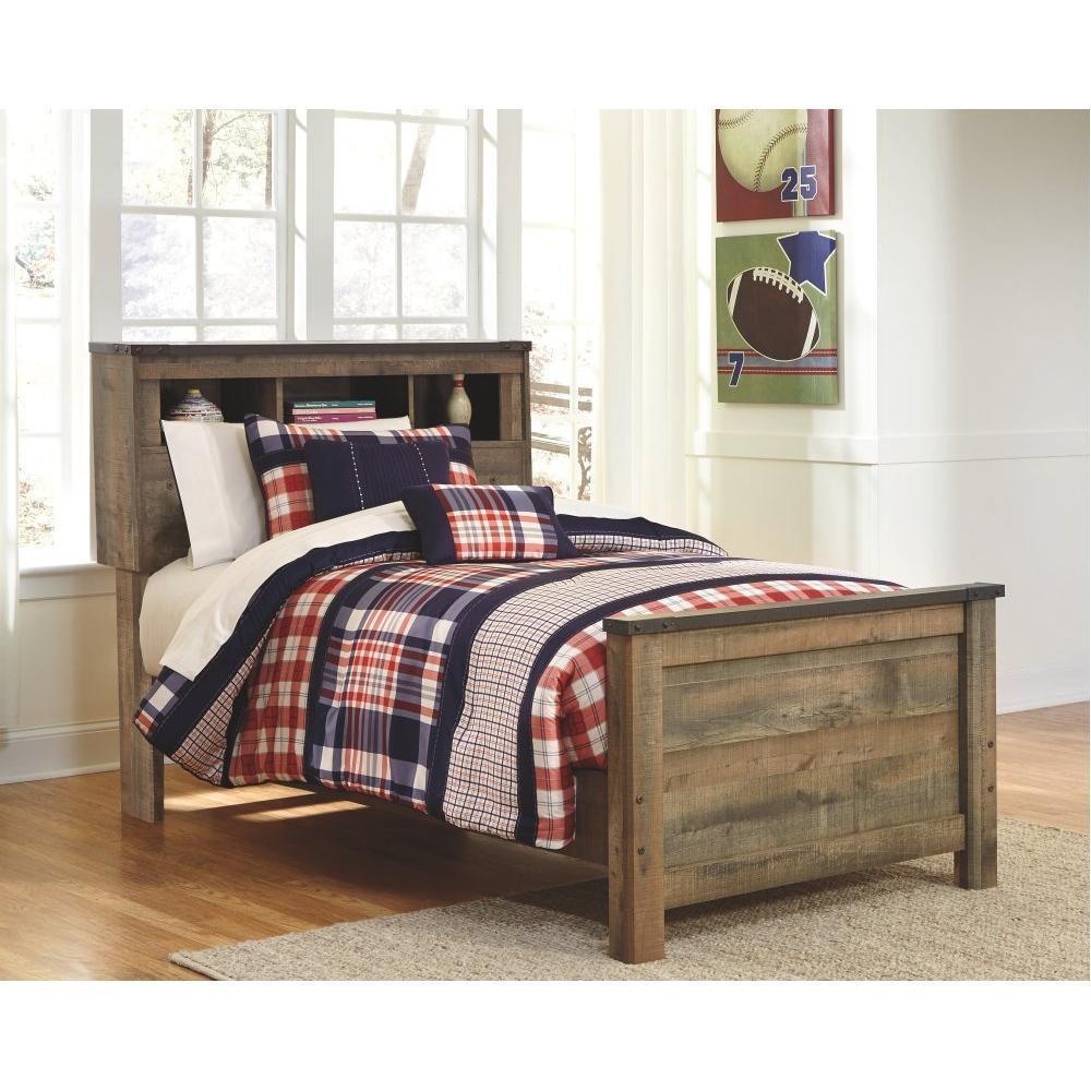 Product Image - Trinell Twin Bookcase Bed
