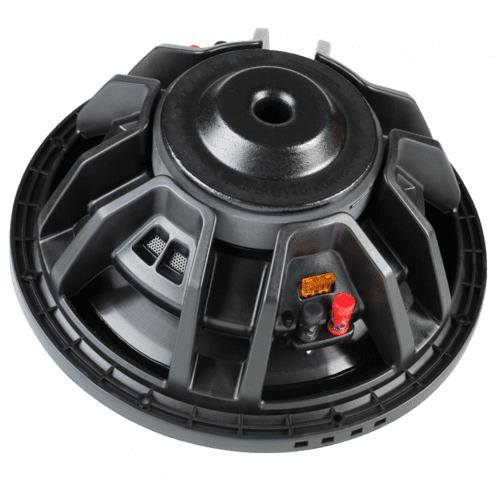 "MM1 Series 12"" Dual Voice Coil Subwoofer with Ultra-Marine Certification in Black"