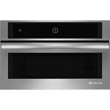 "Jenn-Air® 30"" Built-In Microwave Oven with Speed-Cook, Euro-Style Stainless Handle"