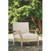 Clare View Lounge Chair w/Cushion Beige