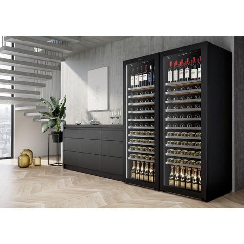 201 Bottle Single/Multi-Temp Wine Cabinet
