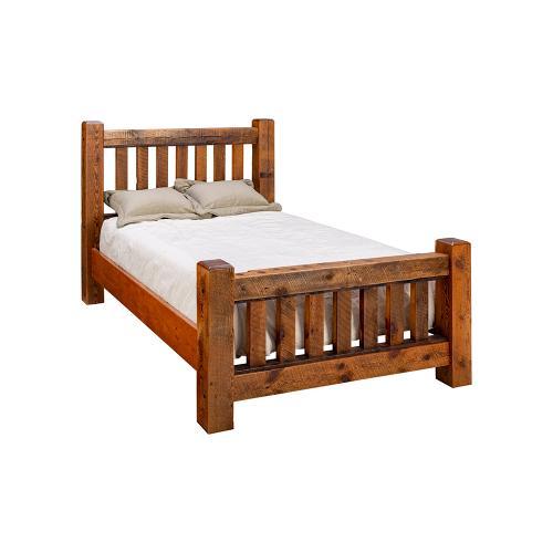 Green Gables Furniture - Stony Brooke Gatlinburg Queen Bed - Queen Bed
