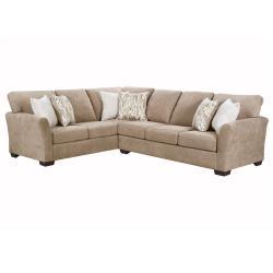 7058 Left Arm Facing Bump Sofa