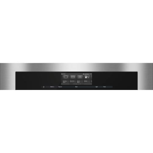 Miele - H 6770 BM - 30 Inch Speed Oven The all-rounder that fulfils every desire.